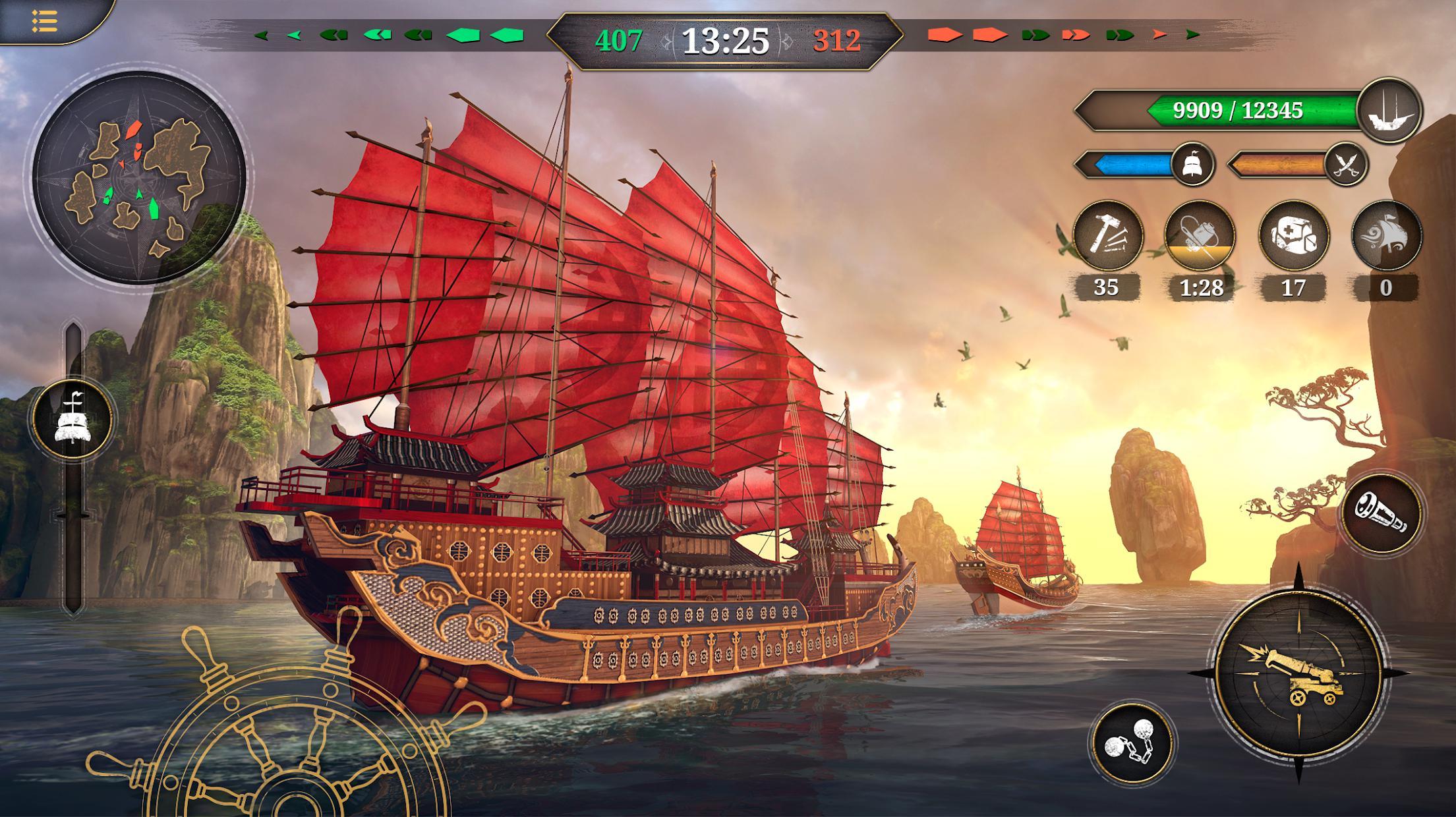 航海王:皇家海军 游戏截图4