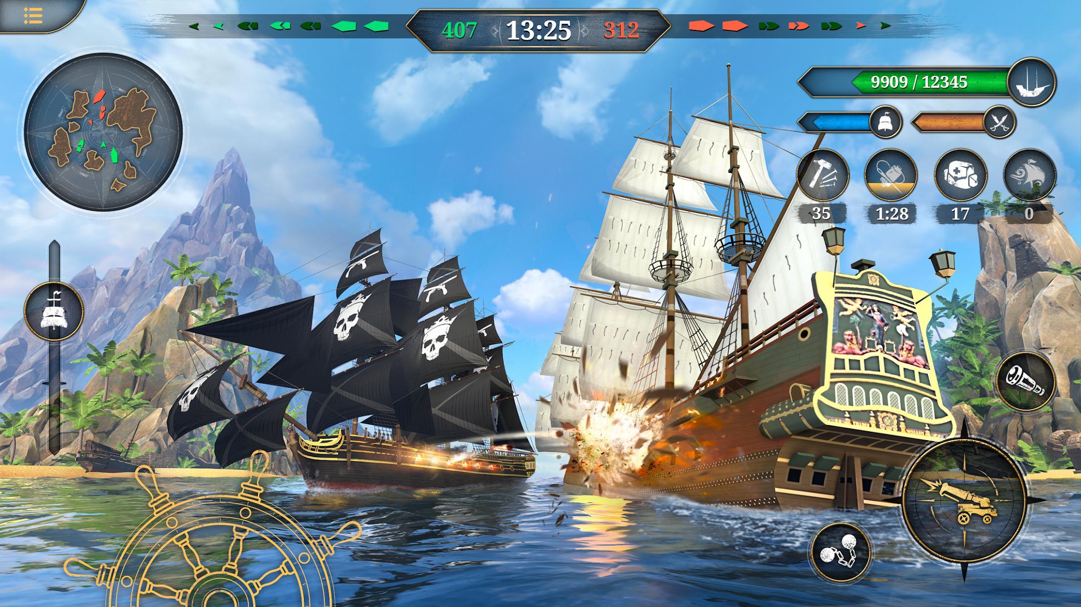 航海王:皇家海军 游戏截图5