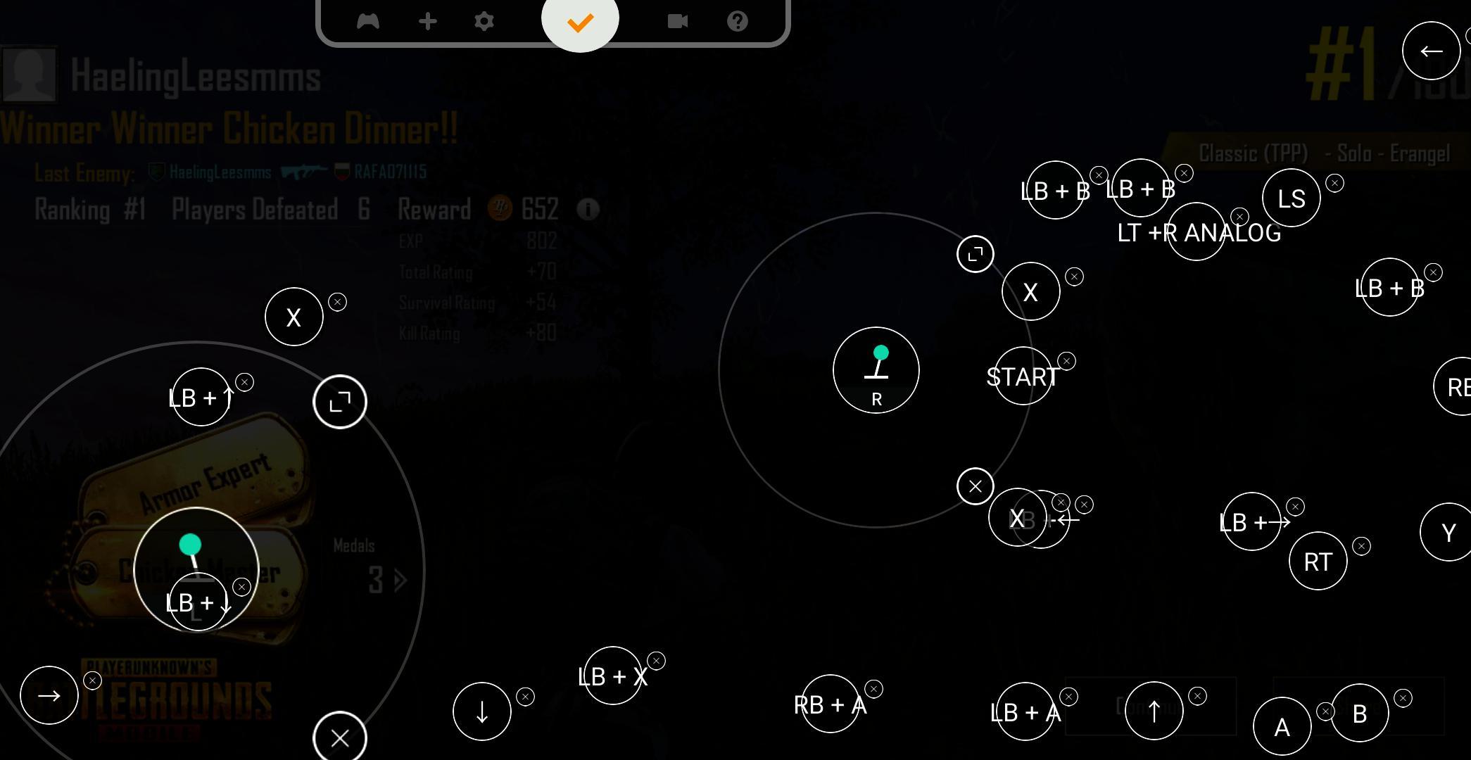 Panda Gamepad Pro (BETA) 游戏截图2