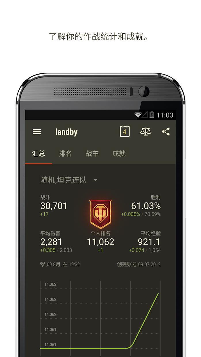 World of Tanks Assistant 游戏截图3