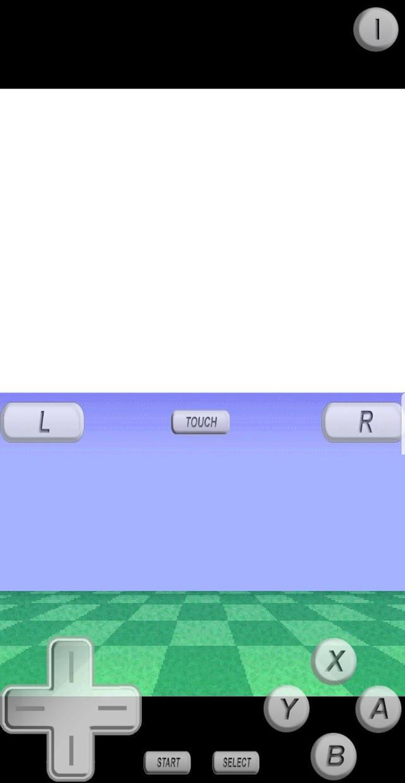 SuperNDS (NDS Emulator) 游戏截图1