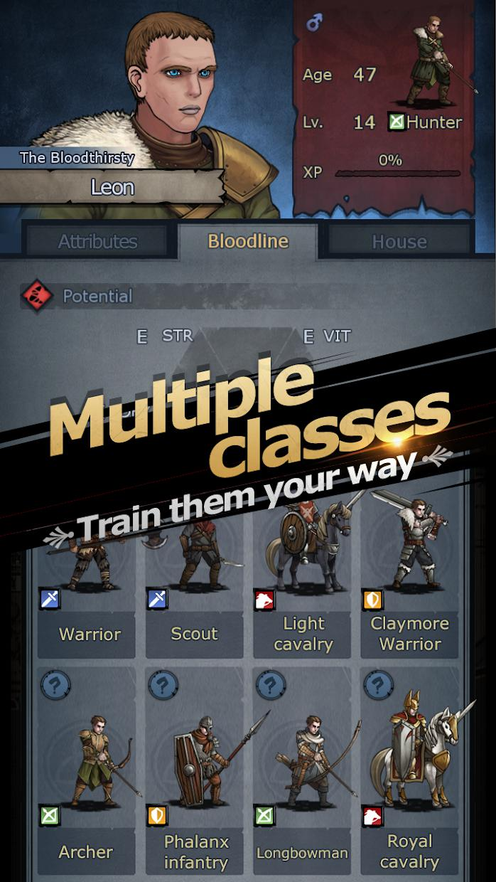 Knights of Ages (Early Access) 游戏截图4