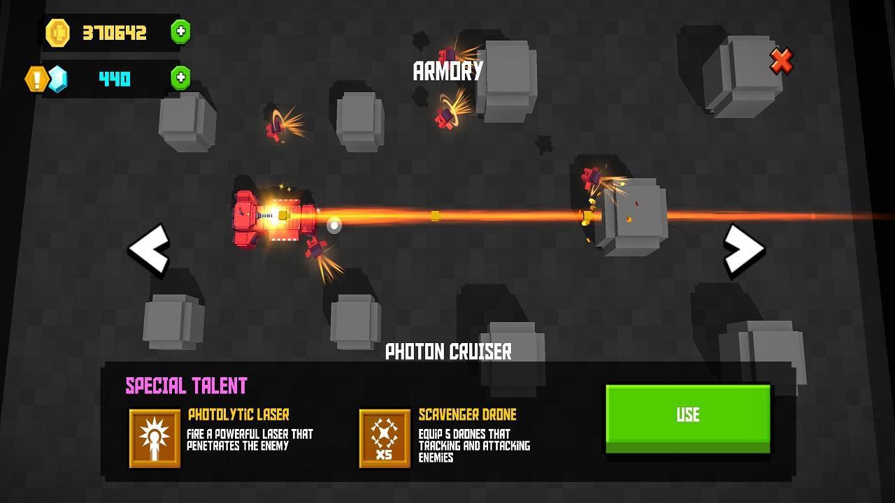 Tank Block Blast 游戏截图5