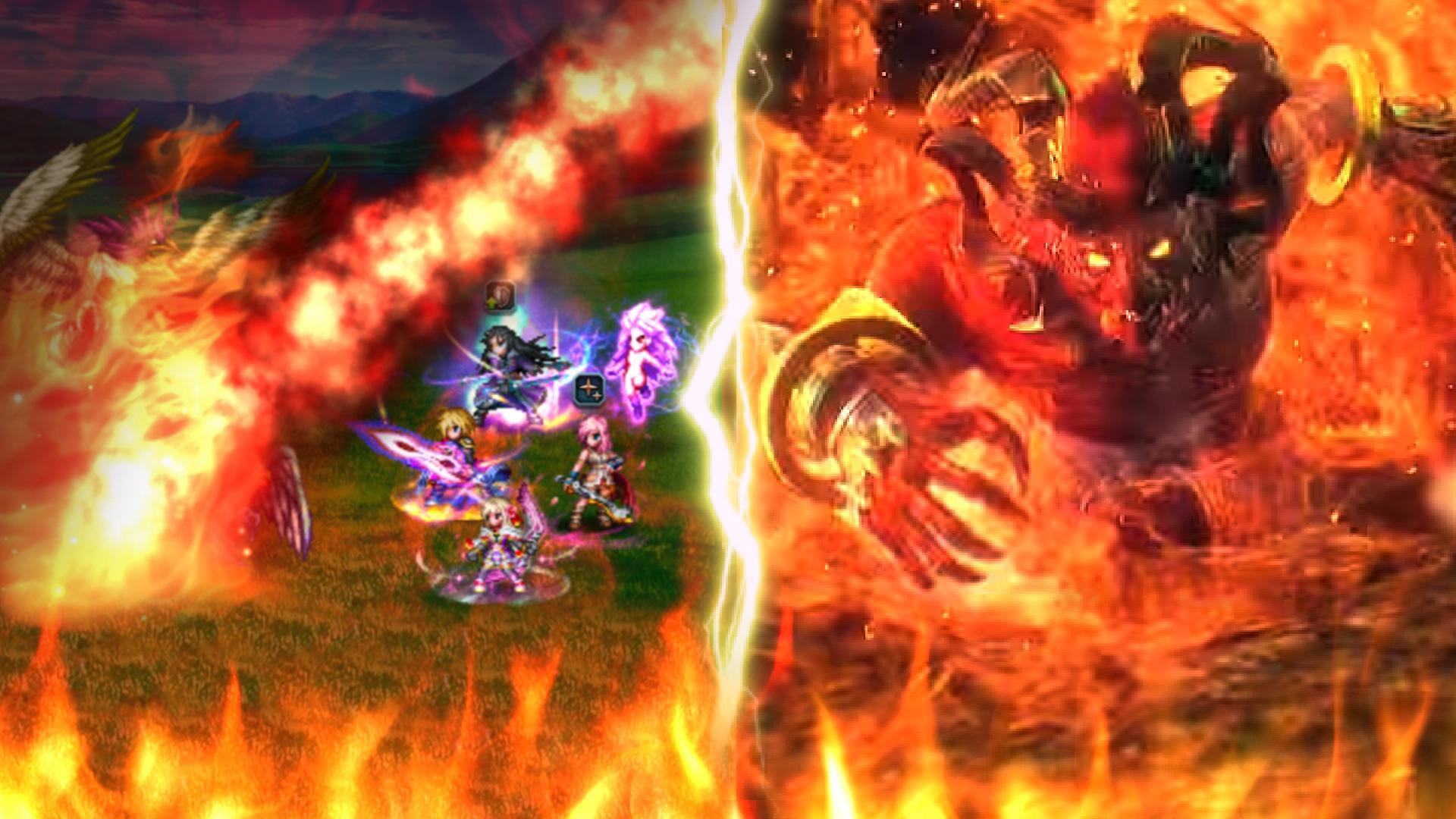 最终幻想:勇气启示录(国际服 FINAL FANTASY BRAVE EXVIUS) 游戏截图3