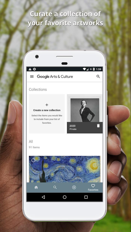 Google 艺术与文化 游戏截图5
