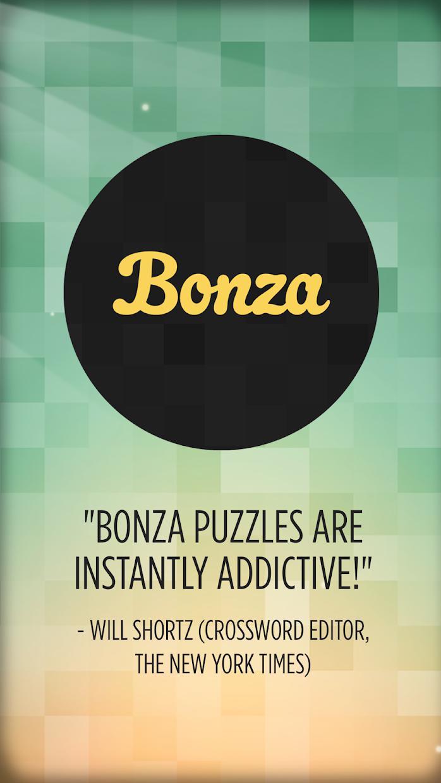 Bonza Word Puzzle 游戏截图1