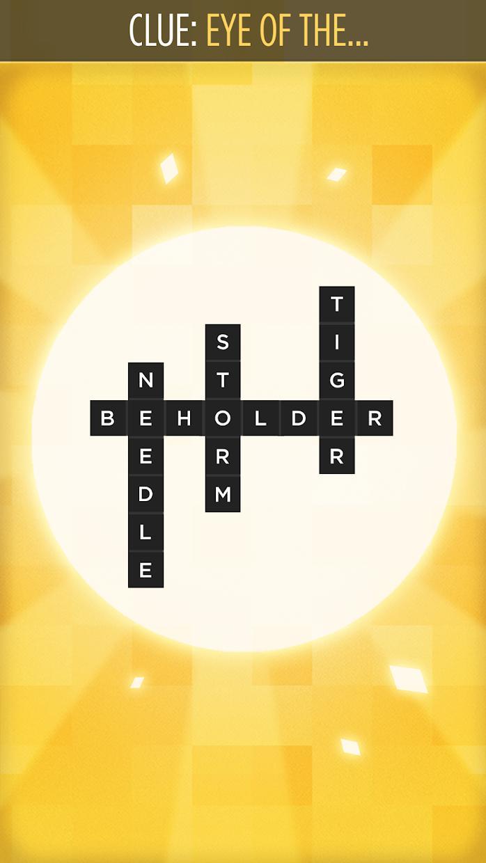 Bonza Word Puzzle 游戏截图3