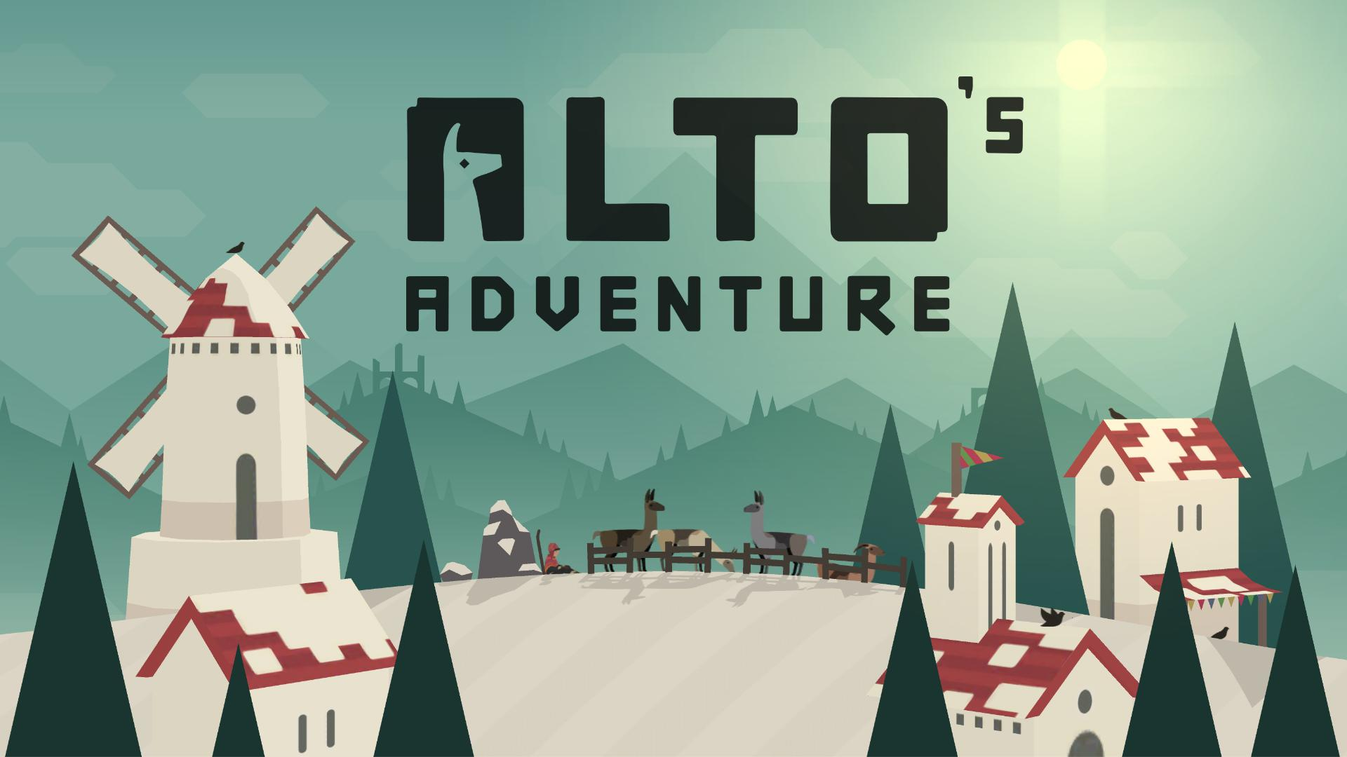 阿尔托的冒险(付费版) 游戏截图1