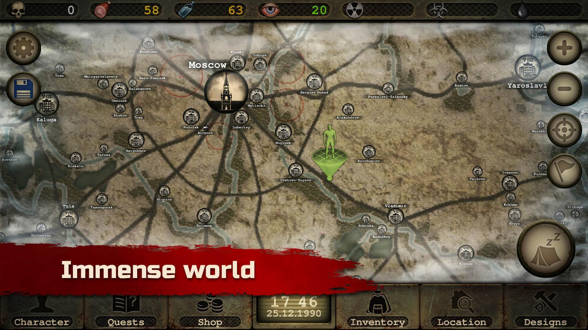 生存之日 游戏截图2