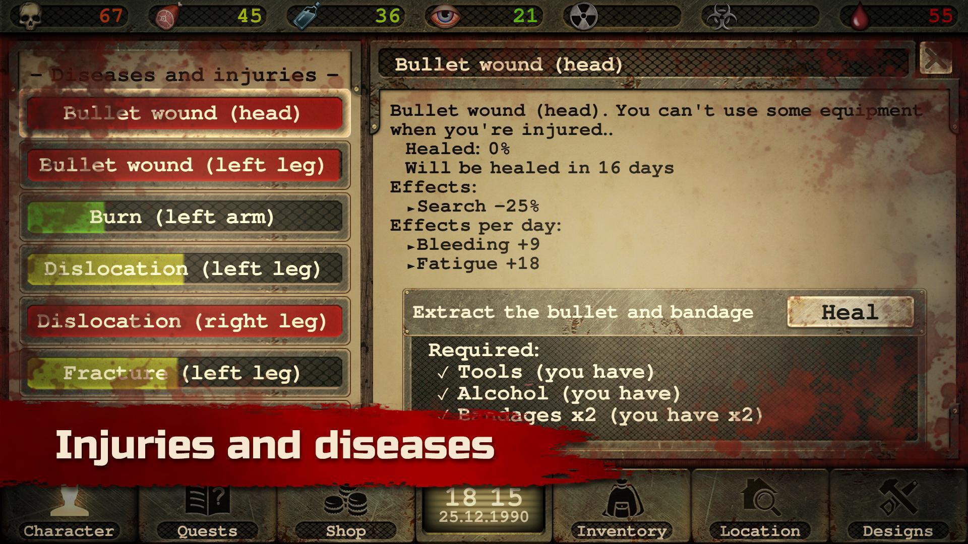 生存之日 游戏截图5