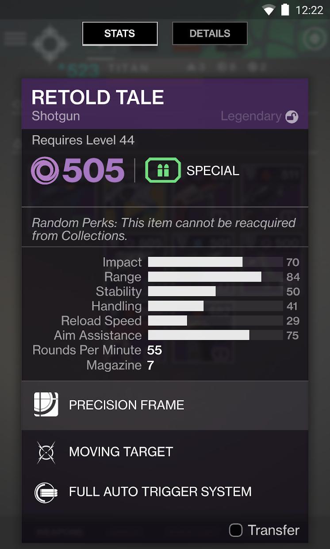 Ishtar Commander for Destiny 2 游戏截图4