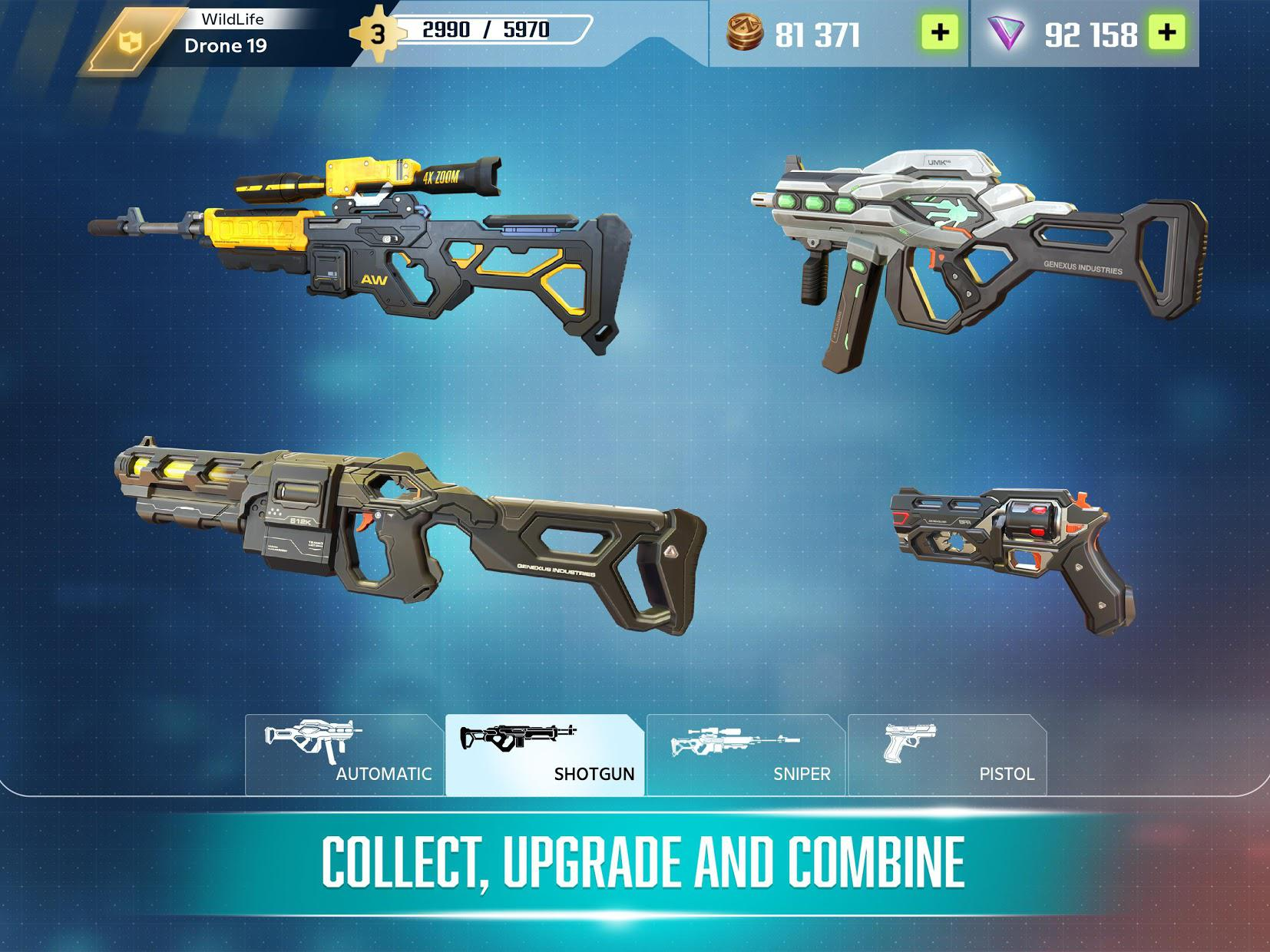 Rise: Shooter Arena 游戏截图4