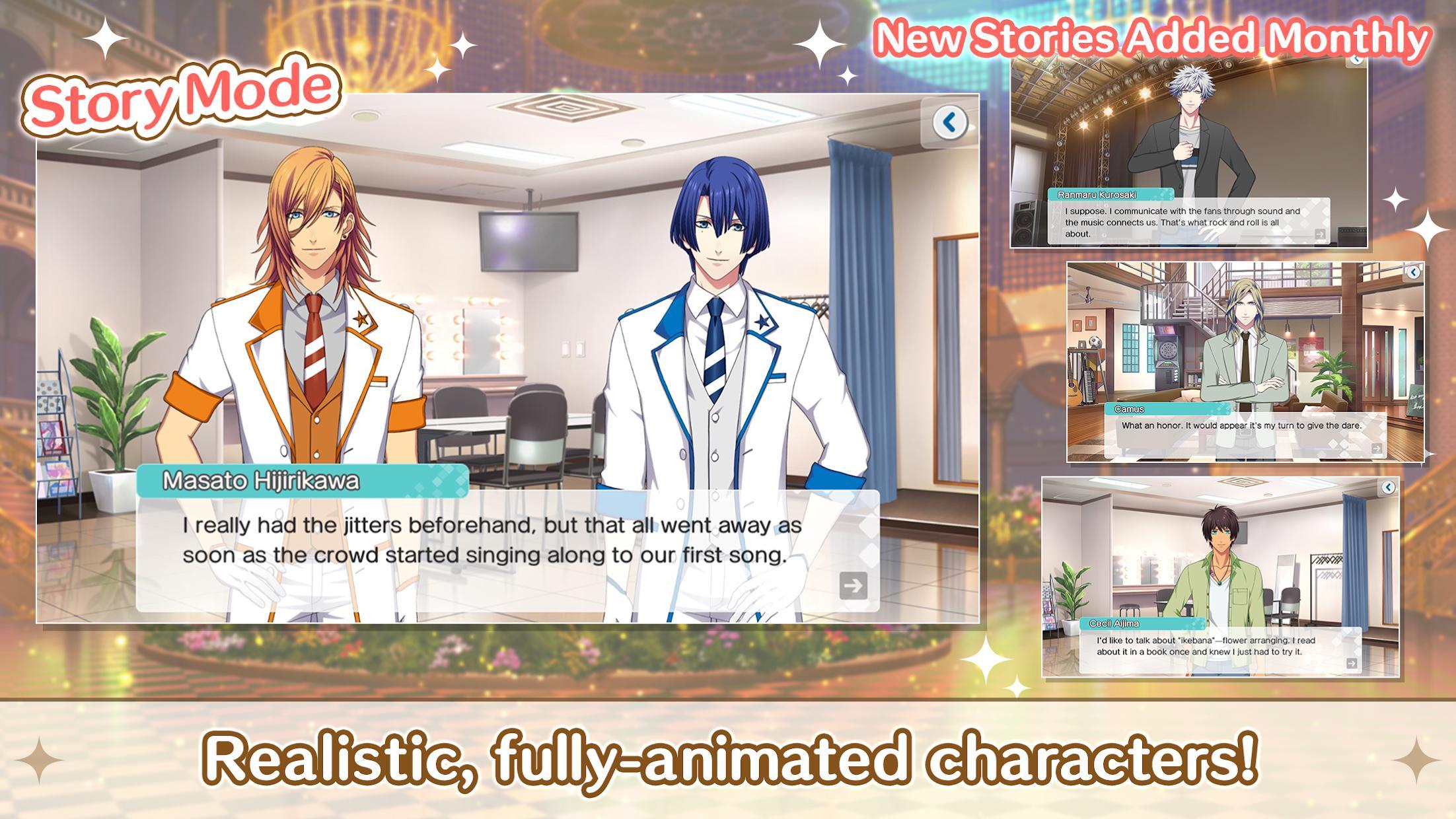 歌之王子殿下:Shining Live(国际服) 游戏截图2