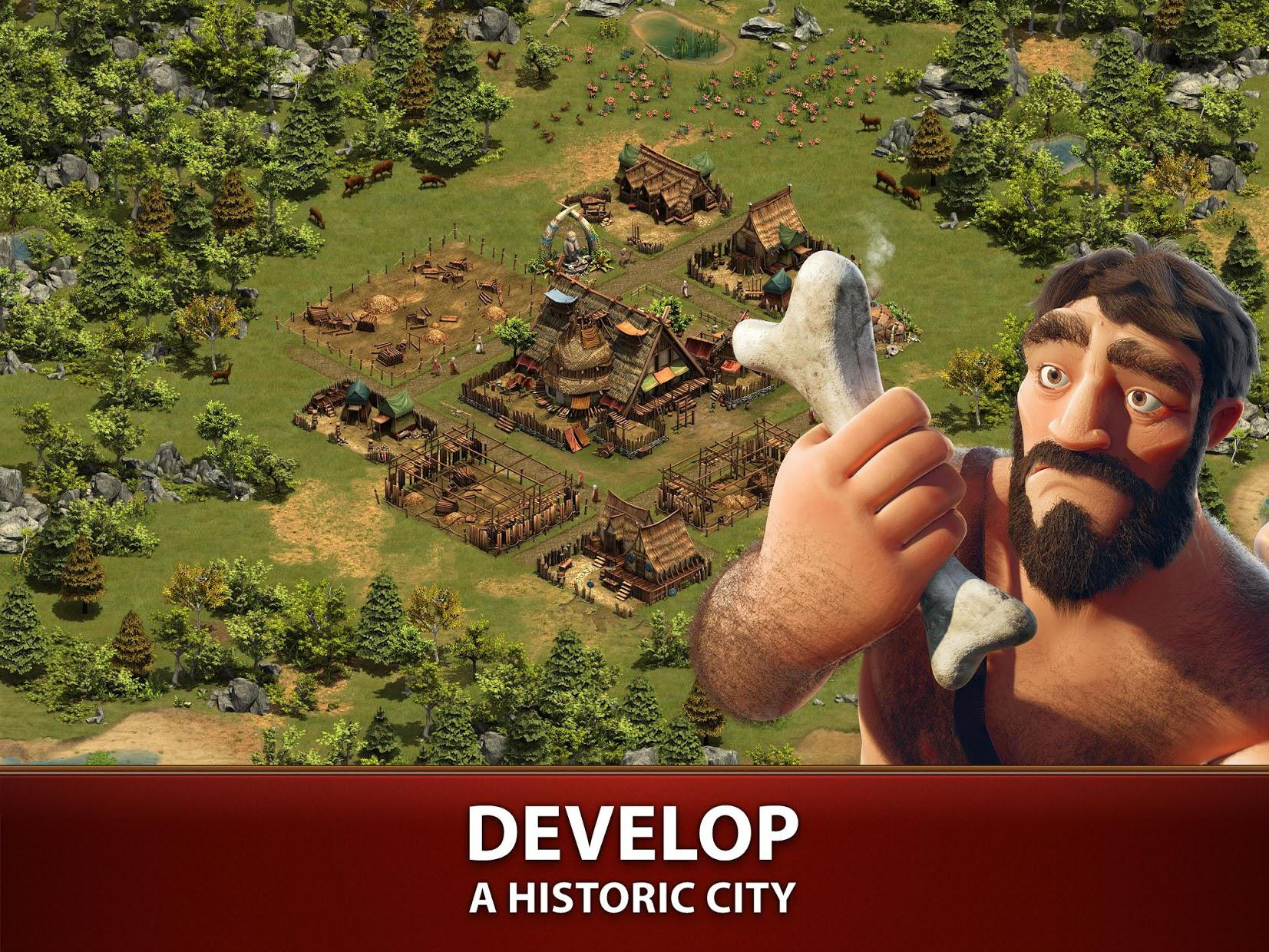 Forge of Empires 游戏截图2