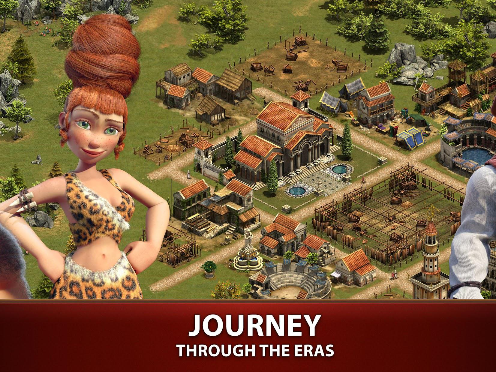 Forge of Empires 游戏截图3