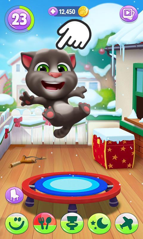 我的汤姆猫 2 游戏截图4