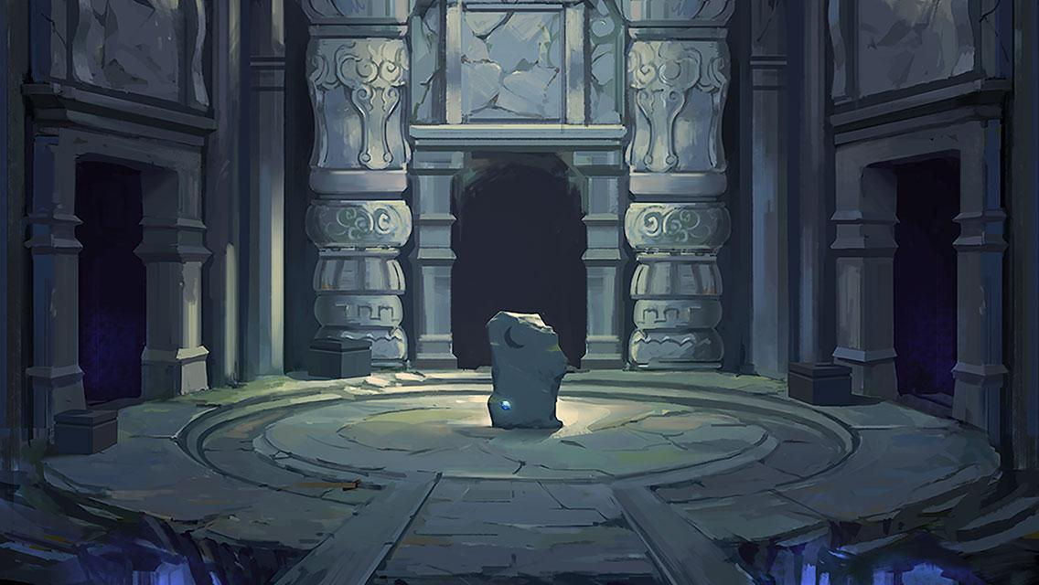 兵马俑之谜 - 密室类古墓寻宝游戏 游戏截图2