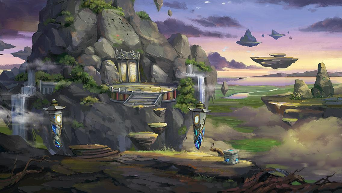 兵马俑之谜 - 密室类古墓寻宝游戏 游戏截图1