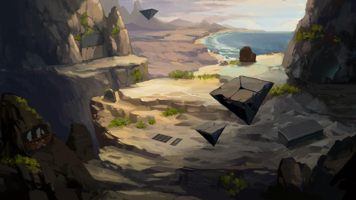 兵马俑之谜 - 密室类古墓寻宝游戏 游戏截图4