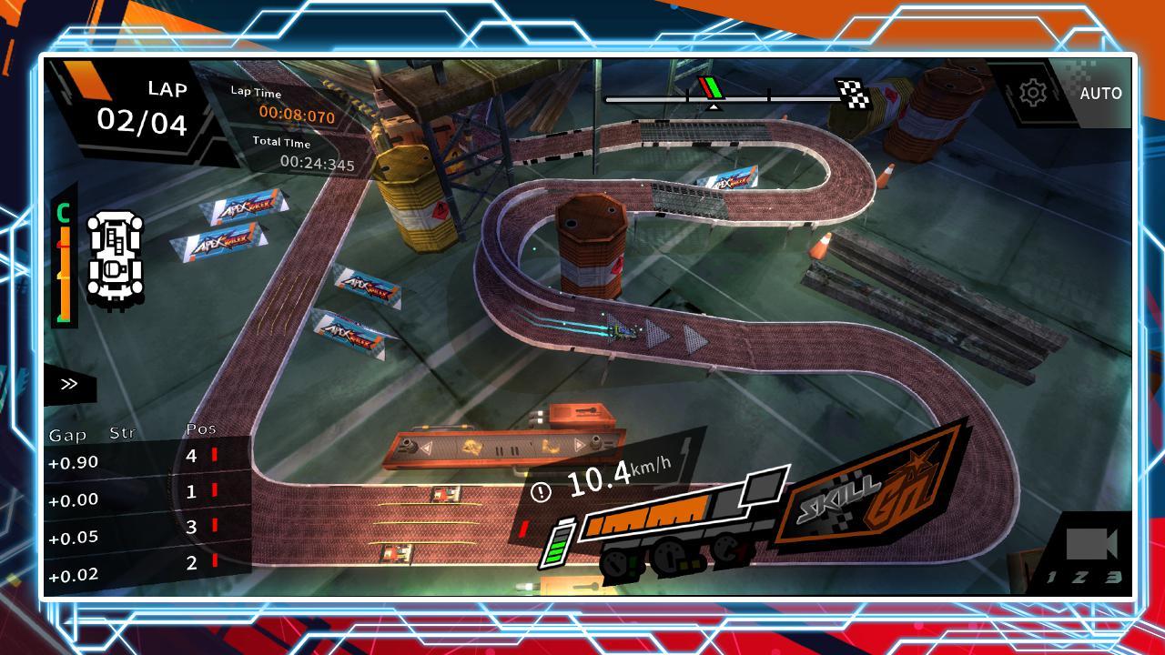APEX Racer - Mini 4WD Simulation Racing Game 游戏截图2