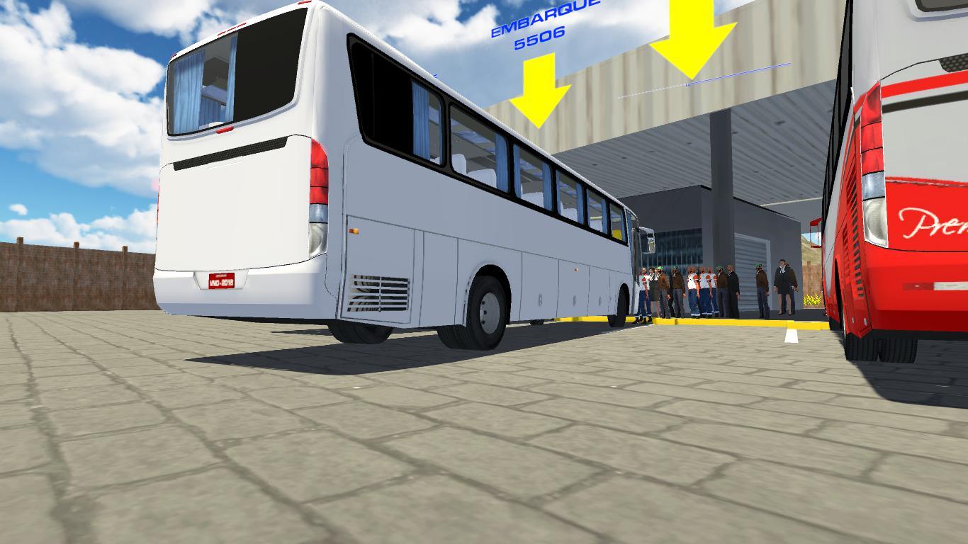Proton Bus Simulator Road 游戏截图2