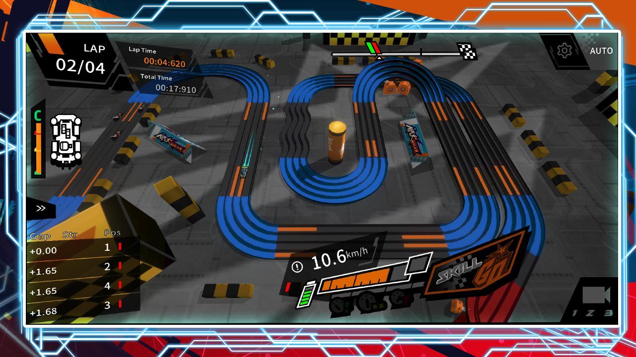 APEX Racer - Mini 4WD Simulation Racing Game 游戏截图4