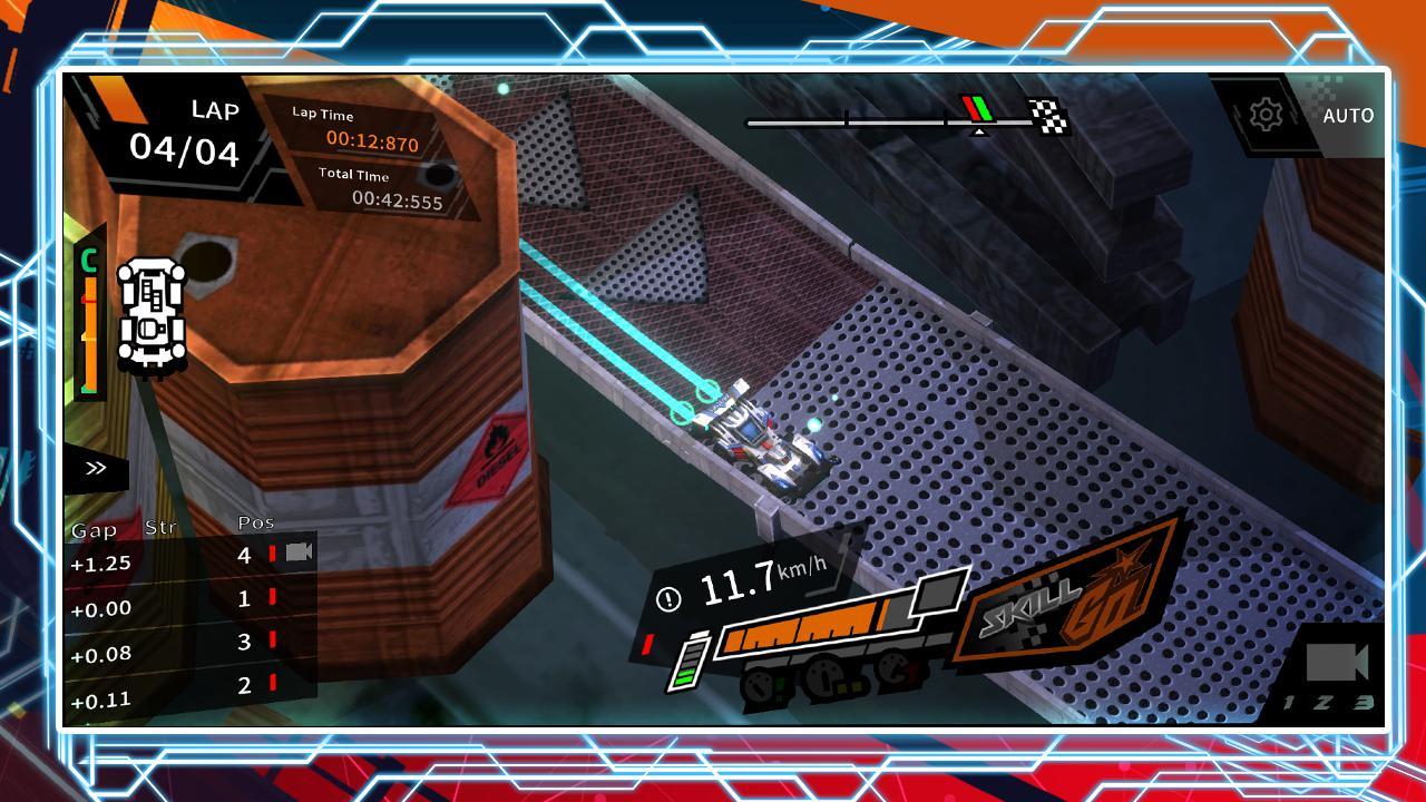 APEX Racer - Mini 4WD Simulation Racing Game 游戏截图5