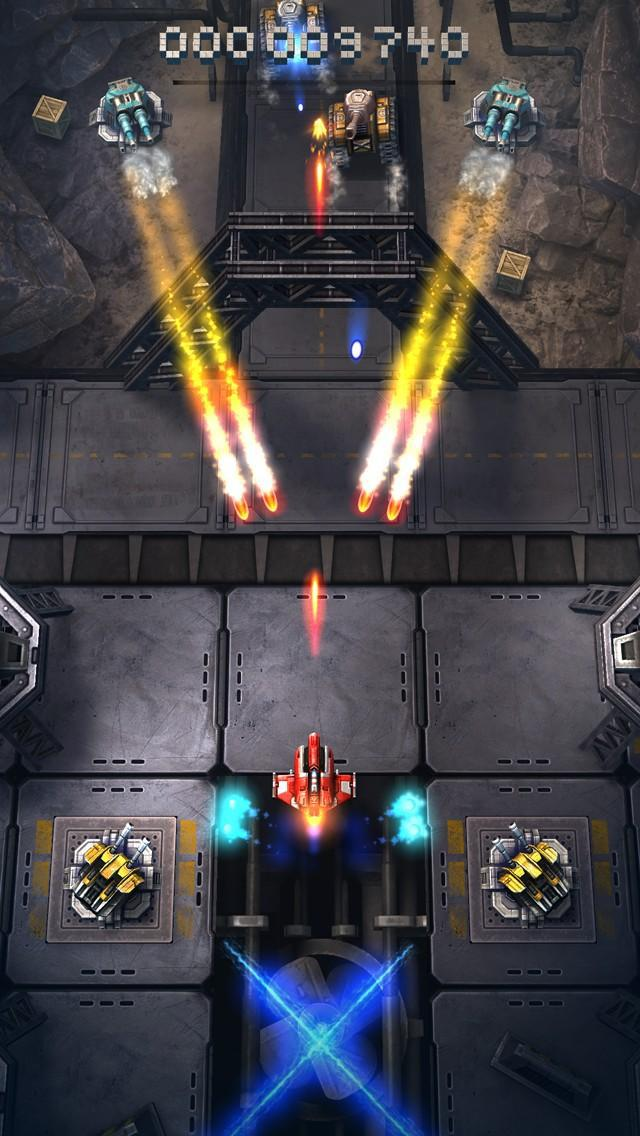 Sky Force Reloaded 游戏截图4