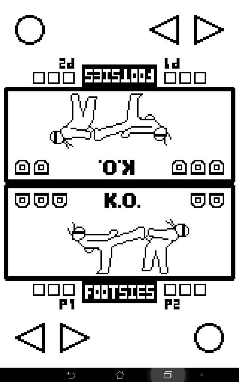 FOOTSIES 游戏截图2