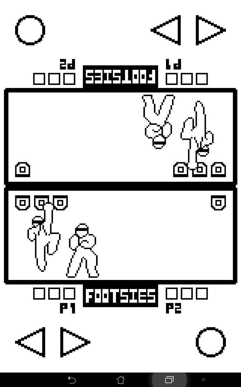 FOOTSIES 游戏截图3