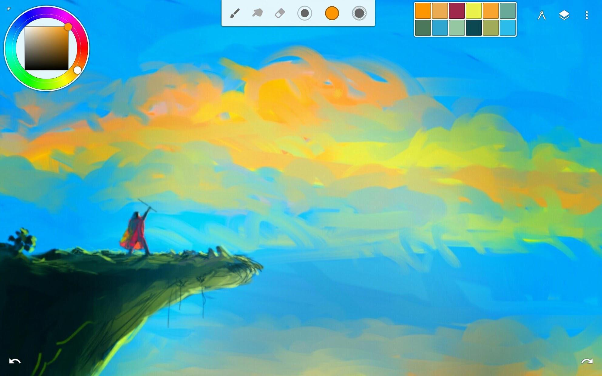 Infinite Painter 游戏截图5