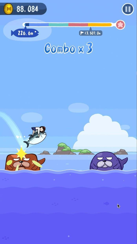 金枪鱼GO! 游戏截图5