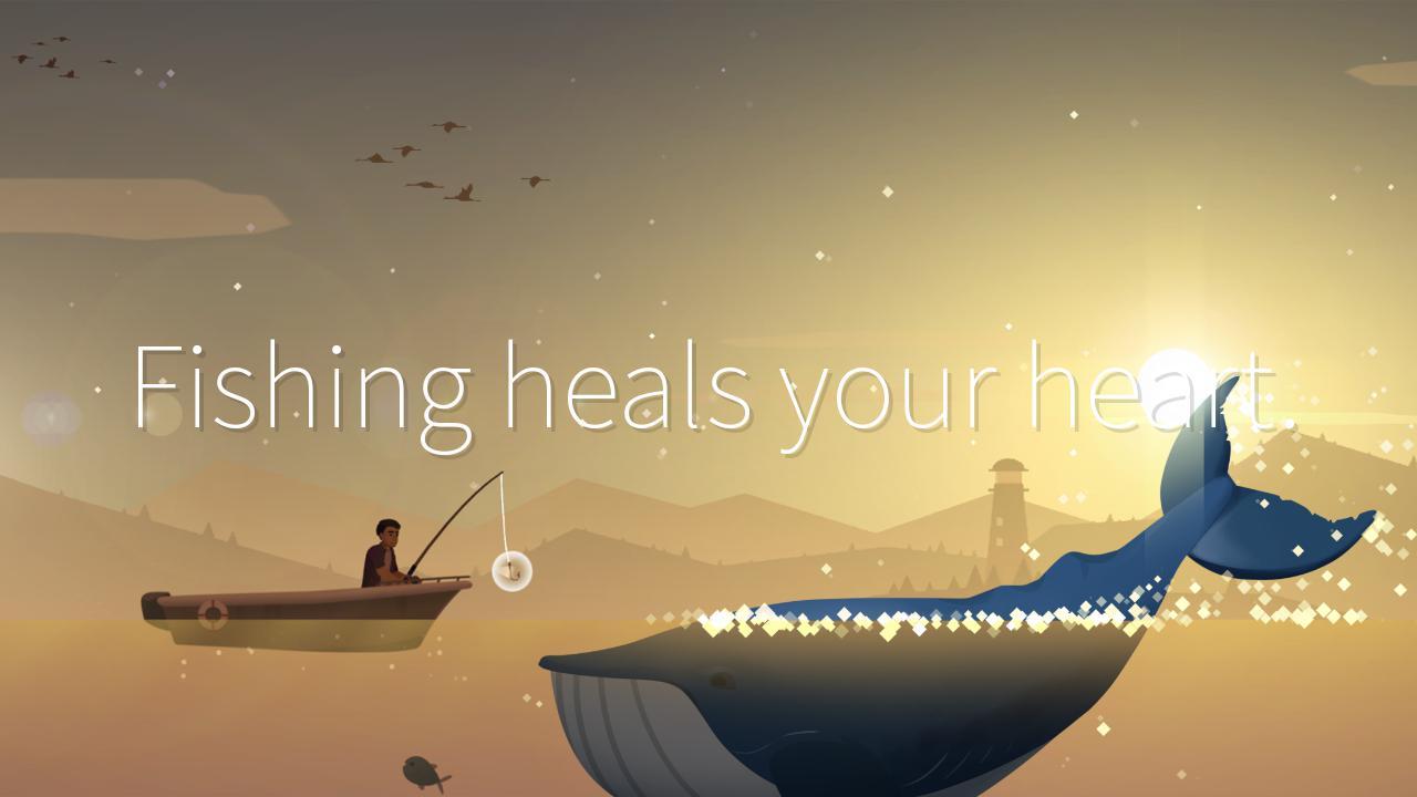 Fishing Life 游戏截图2