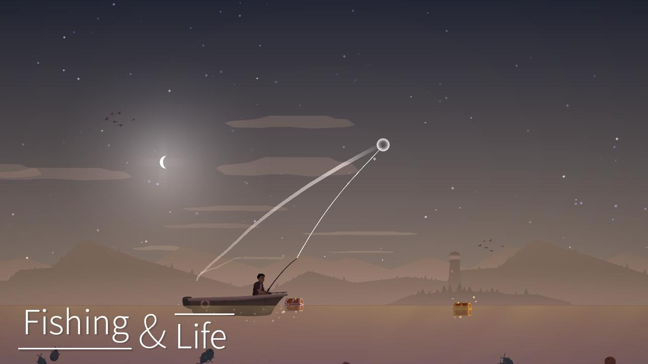 Fishing Life 游戏截图5