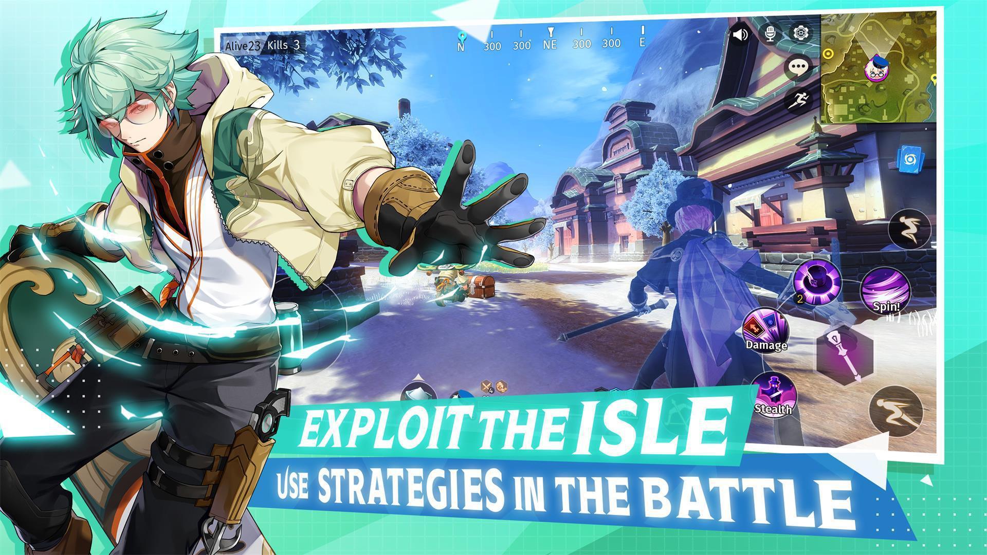 风云岛行动(Eclipse Isle) 游戏截图4