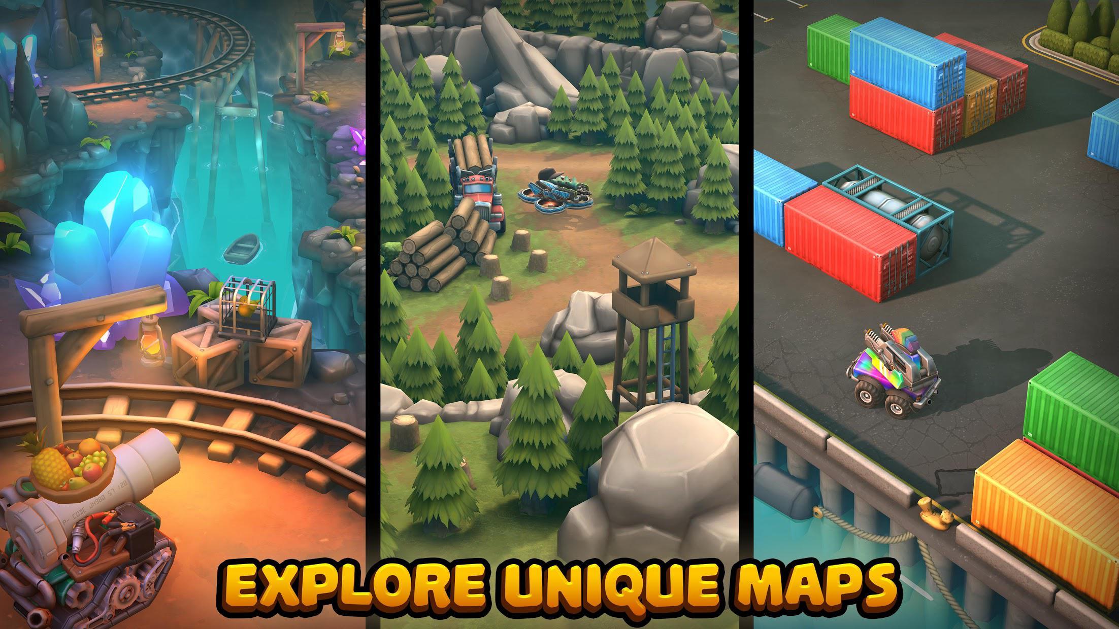 Pico Tanks: Multiplayer Mayhem 游戏截图4