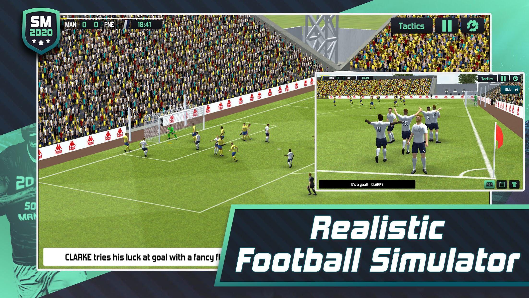 足球经理2020 游戏截图1