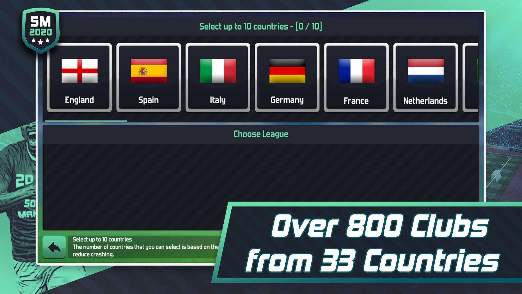 足球经理2020 游戏截图3
