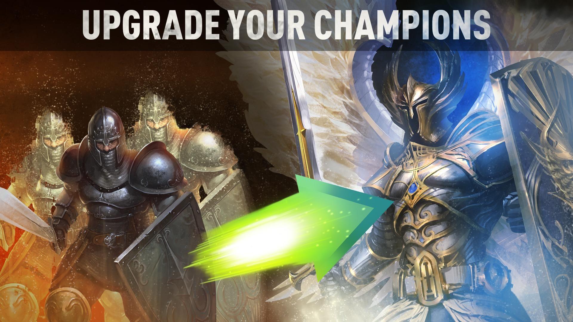英雄无敌自走棋(Might & Magic: Chess Royale) 游戏截图4
