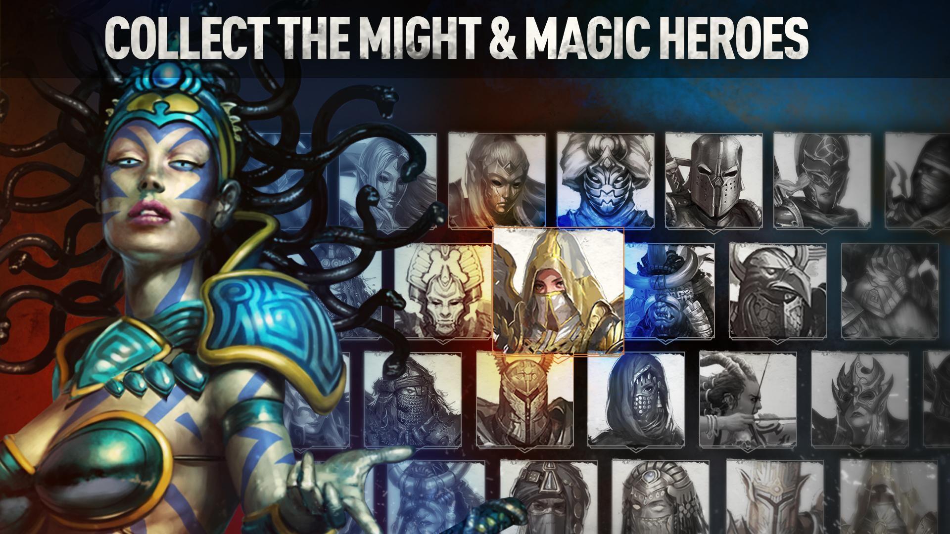 英雄无敌自走棋(Might & Magic: Chess Royale) 游戏截图5