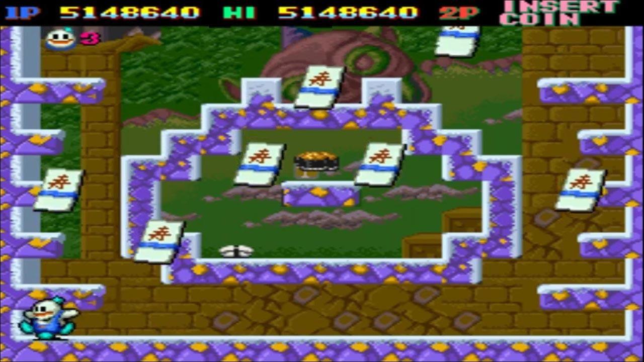 雪人兄弟 classic 游戏截图3