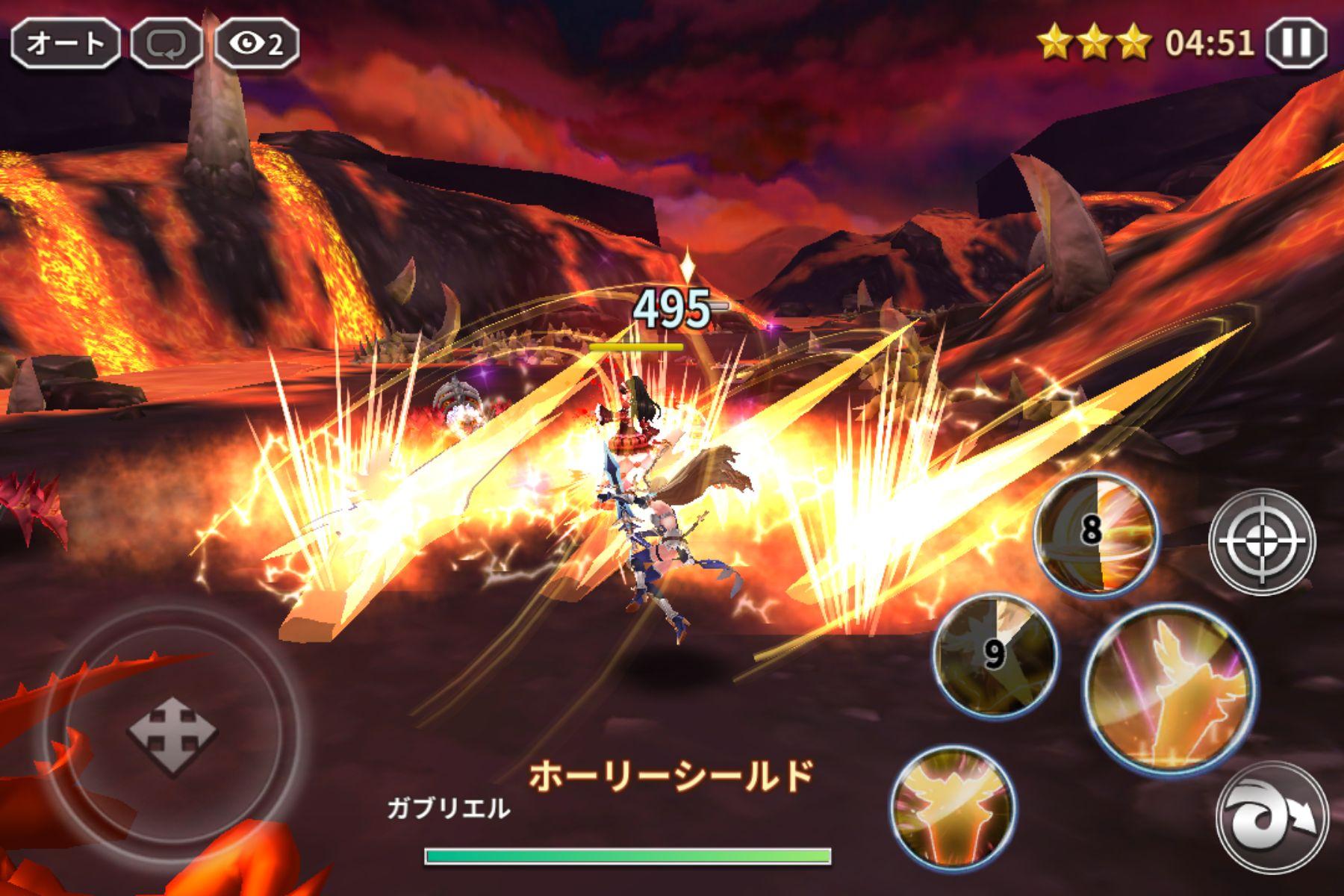 Dragon Break 游戏截图5