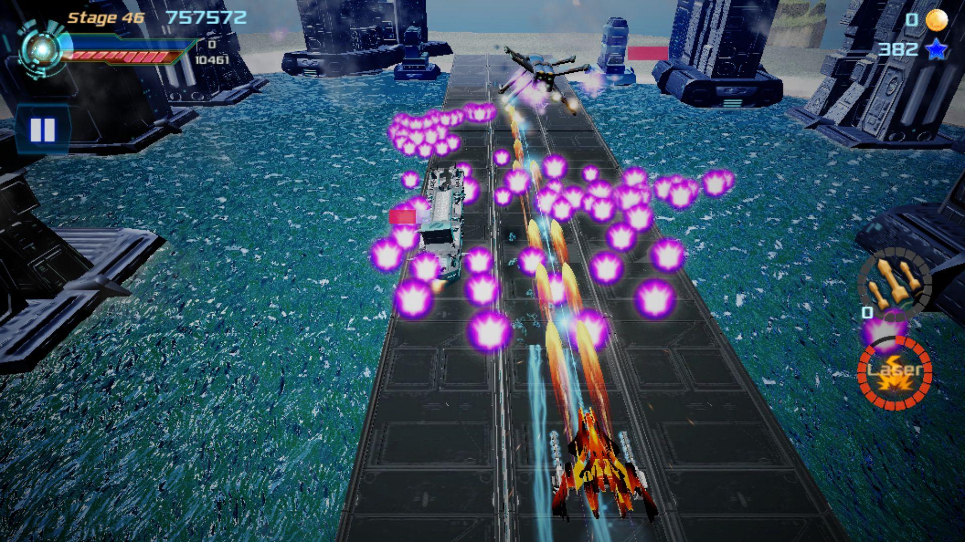 Galaxy Airforce War 游戏截图3