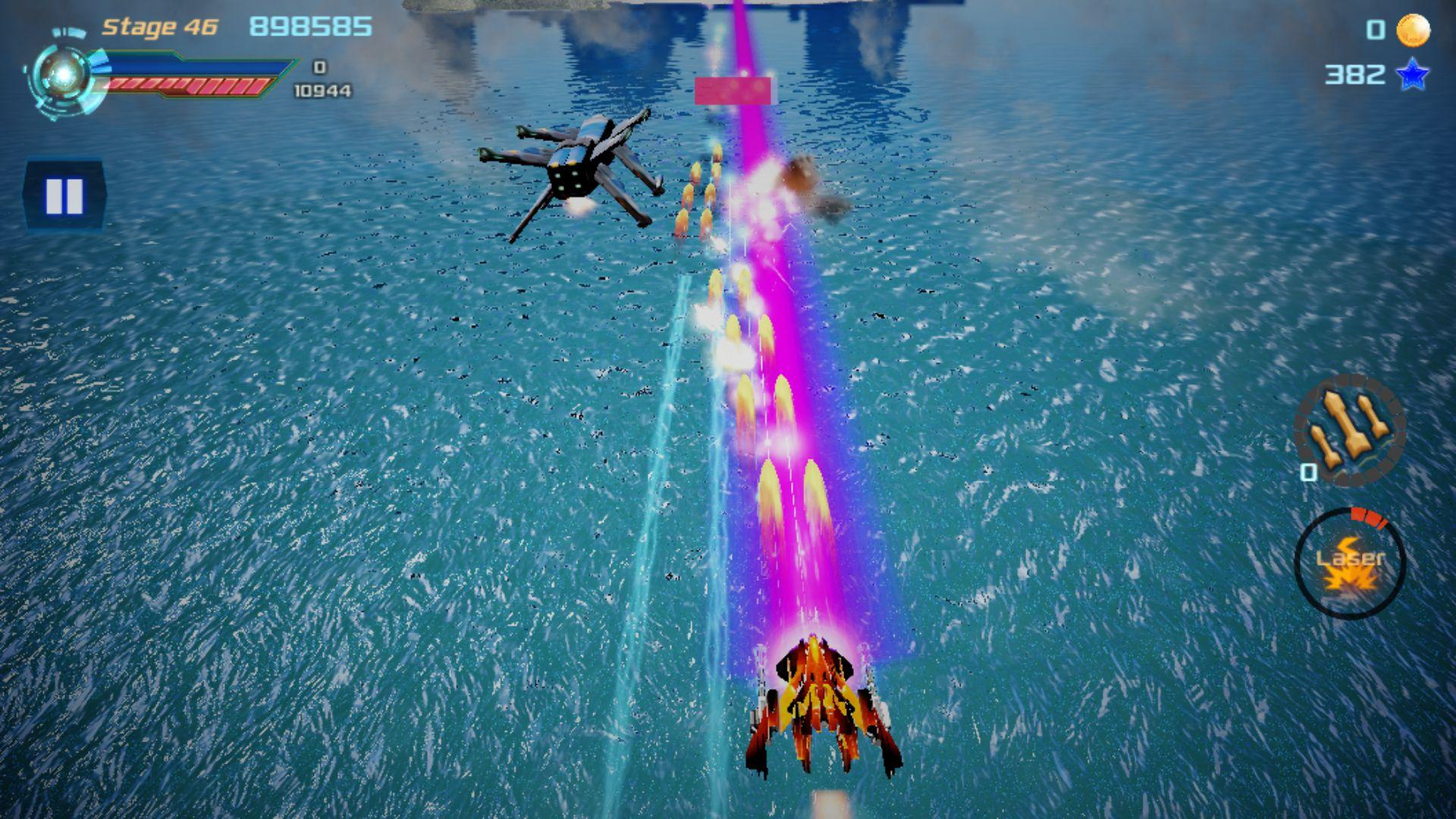 Galaxy Airforce War 游戏截图4