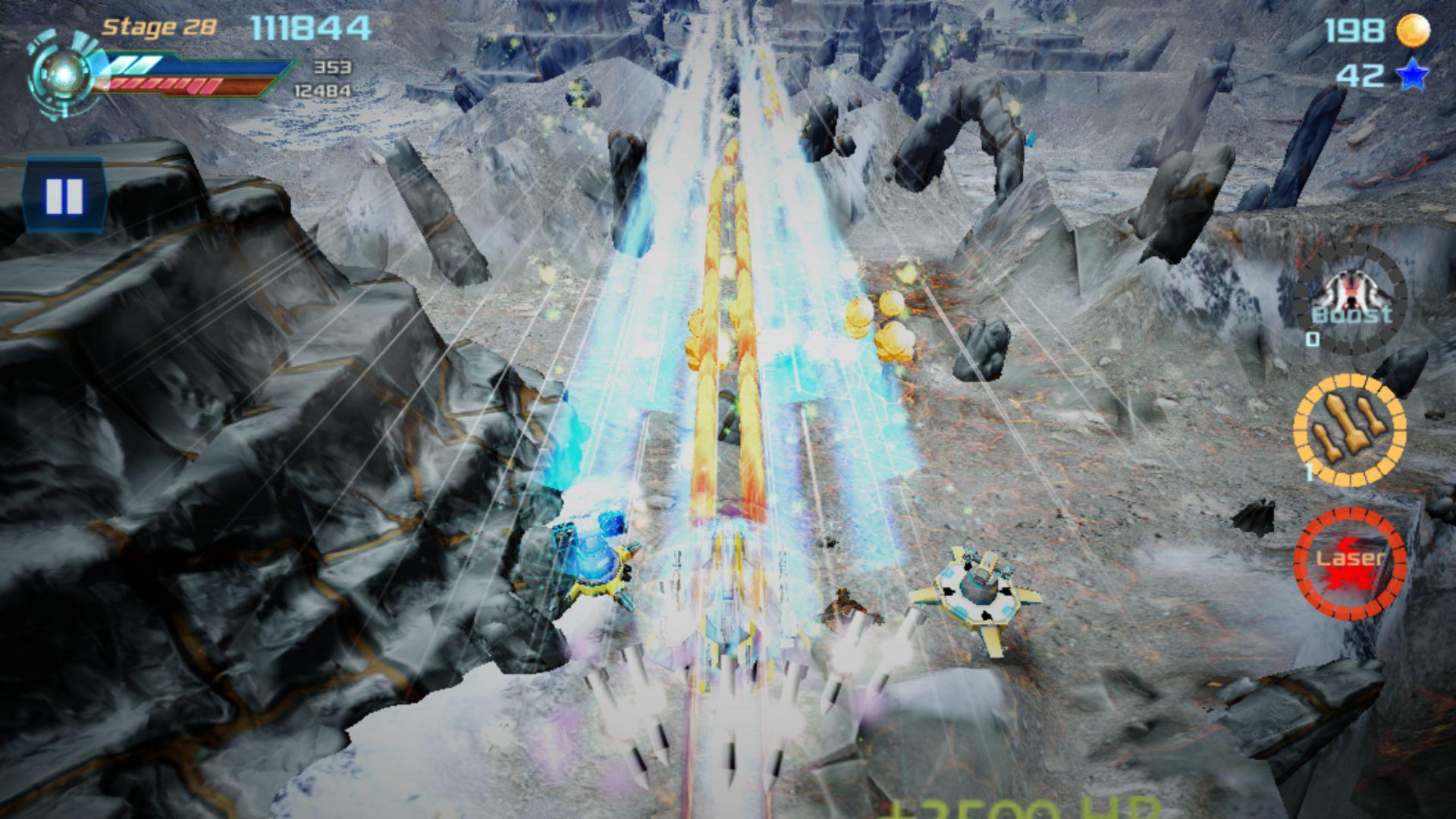 Galaxy Airforce War 游戏截图5