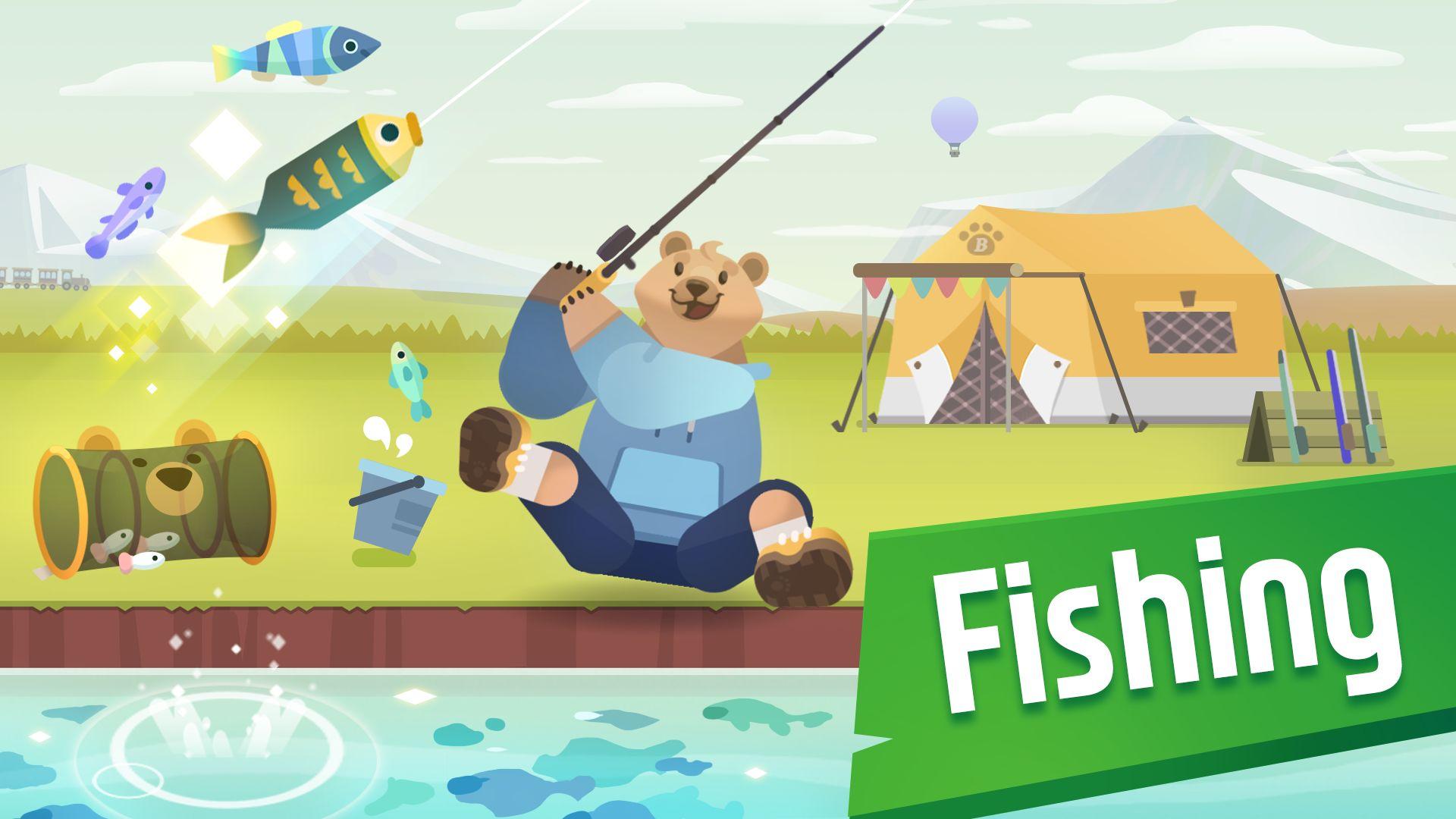 渔夫熊 诺亚 游戏截图2