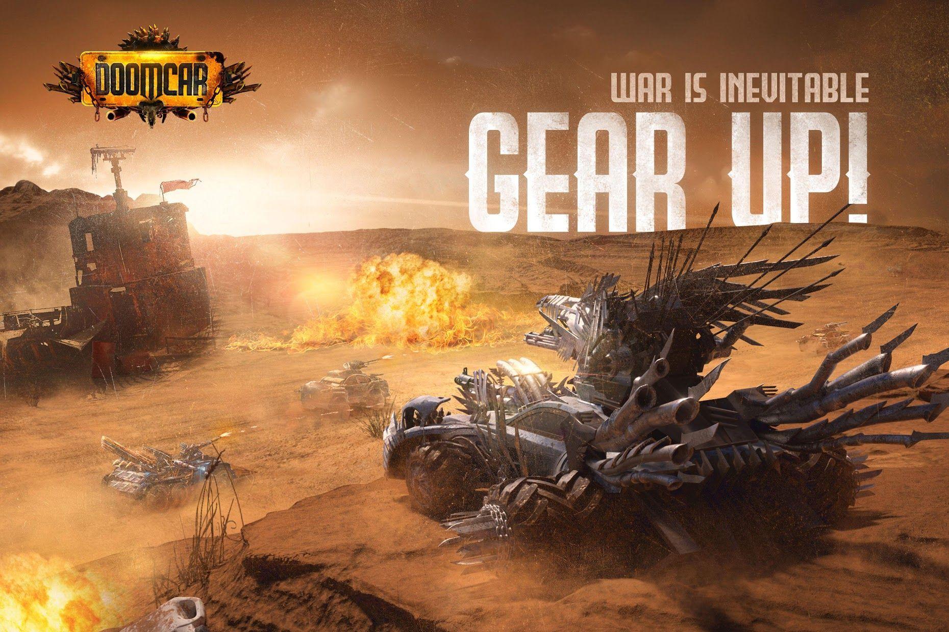DoomCar 游戏截图1