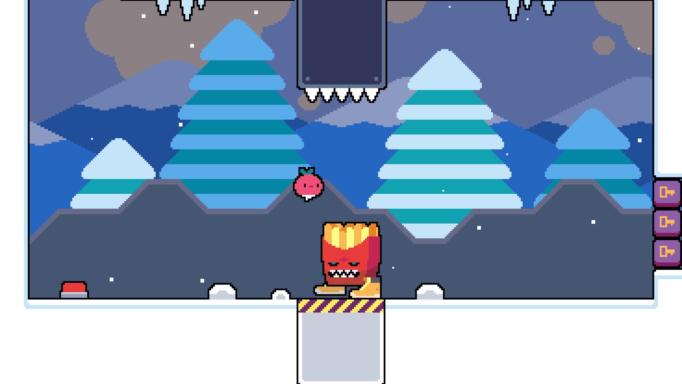 小萝卜 游戏截图2