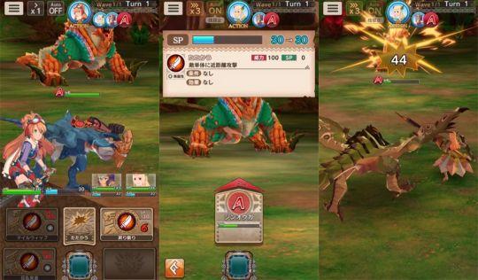 《怪物猎人 骑士》:骑着雄火龙去战斗,卡普空的情怀新作 图片8