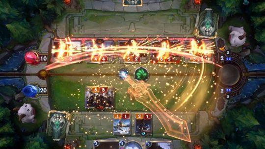 《符文大地传说》:英雄联盟IP完美融入炉石传说玩法,氪金程度低 图片8